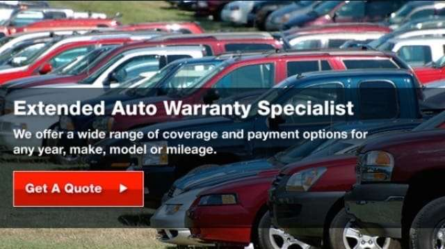 Extended Auto Warranty Specialist