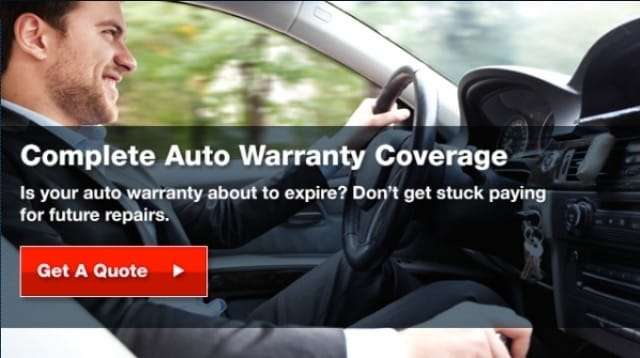 Complete Auto Warranty Coverage